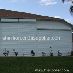 Hurricane roller shutters, storm roll up shutter