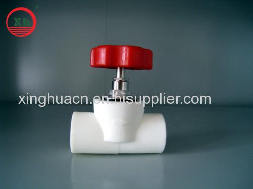 2013 hot sale PPRCT stop valve