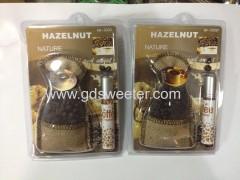 HAZELNUT nuture coffee bean hanging air freshener liquid fragrance