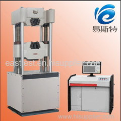 6 columns servo universal testing machine