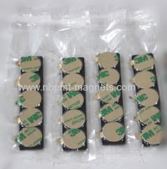 ring 3M adhesive Neodymium Magnet