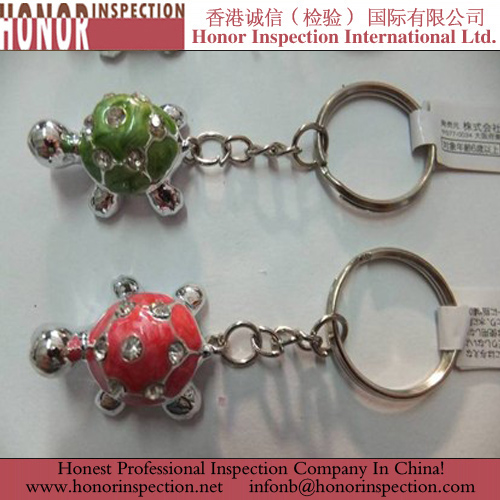 Most Experienced Key Accessories QC Inspection