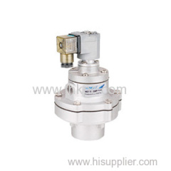Submerged Solenoid Pulse Valve
