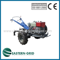 Dongfeng Double Drum Hand Tractor Winch