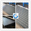 galvanized corrugated sheet and coil