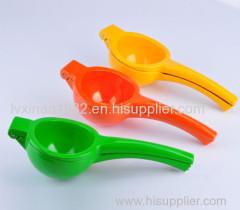 multifcolor stainless steel lemon squeezer citrus juicer extractor kitchen gadgets echo friendly