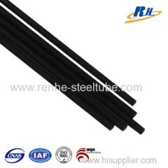 Black Phosphated Steel pipe