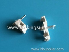 Fiber Optic Cabling nail cable clips