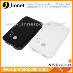 Portable mobile phone power bank 5000mAh
