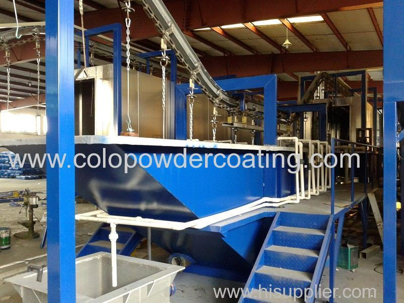 WHAT IS PRETREATMENT FOR POWDER COATING?