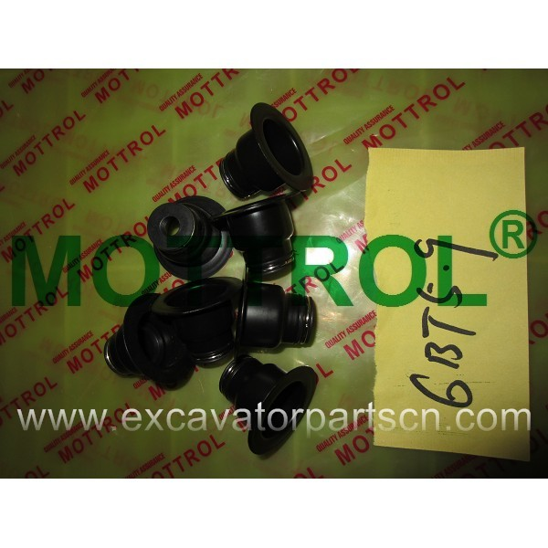 6BT5.9 VALVE SEAL FOR EXCAVATOR