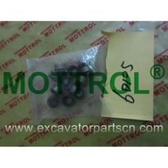 6D105 VALVE SEAL FOR EXCAVATOR