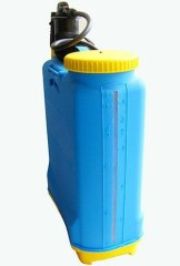 16liter farm sprayer 20L Water level can seen clearly level ,cleanly tank level sprayer TRANSPARENT WATERLINE MARK