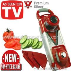 PRO V PREMIUM NON-STICK STAINLESS HOBEL VEGETABLE SLICER