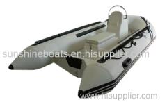 boat inflatable boat RIB boat