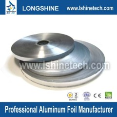 Double aluminum foil for cable raw shielding materials