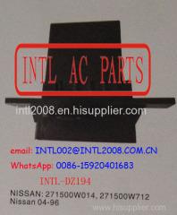 Heater Resistor Rheostat BLOWER RESISTOR Motor fan resistor NISSAN Patrol Pathfinder 271500W014 271500W712 27150-0W014