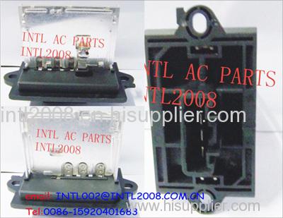 Air ac Heater Resistor Rheostat HEATER BLOWER RESISTOR Motor fan resistor for Mitsubishi Triton