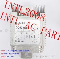 air Mercedes Benz A Class W168 W210 AUX. Auxiliary fan control unit 025-545-32-32 0255453232 A0255453232 resistor
