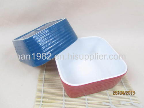 wholesale ceramic bakeware baking pan griddle plate roasting pan oven dishes