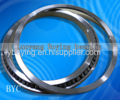 Thin section cross roller bearing for industrial machines RB 25025