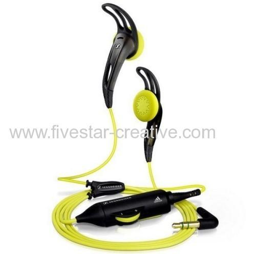 Earphones yellow - earphones sport wired