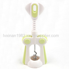 Corkscrew wine opener bottle opener gifts decapper small order and trial order is acceptable