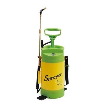 pressure sprayer 5Liter 2 gallon 5L air compression garden use with brass lance air pressure gage