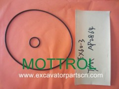 EX60-3 TRAVEL MOTOR SEAL KIT