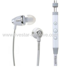 Klipsch Image s4i(II) White Earbuds In-Ear Headphones Wired for iPod iPhone Headset