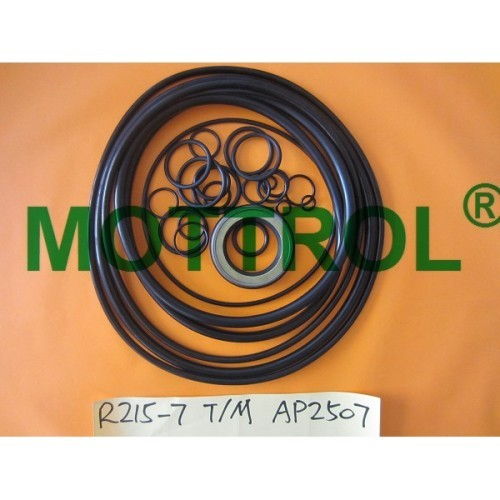 R215-7 TRAVEL MOTOR SEAL KIT