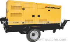 Mobile Diesel Generator Set