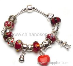 Crystal CZ hademade bracelet