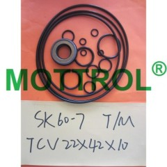 SK60-7 SWING MOTOR SEAL KIT