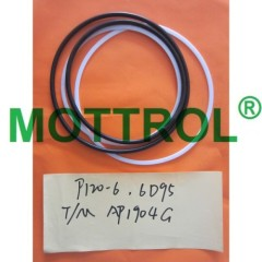 PC120-6 6D95 TRAVEL MOTOR SEAL KIT