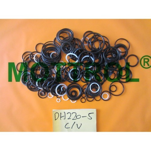 DH220-5 CONTROL VALVE SEAL KIT