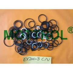 EX200-3 CONTROL VALVE SEAL KIT