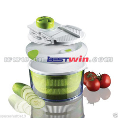 salad spinner mandoline slicer/nicer dicer plus as seen on tv/multi-kitchen slicer salad spiner mandoline slicer