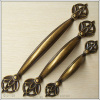 Zinc alloy /Antique copper European style door handle/ambry drawer handle rural cupboard door knob