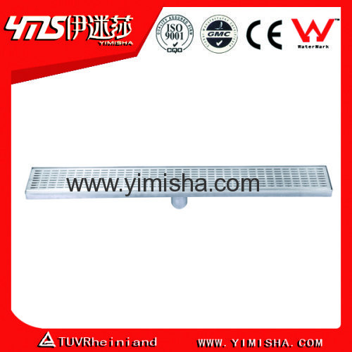 YIMISHA Long stainless steel 304 floor drain