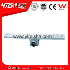 Long Stainless Steel Siphon Shower Drain
