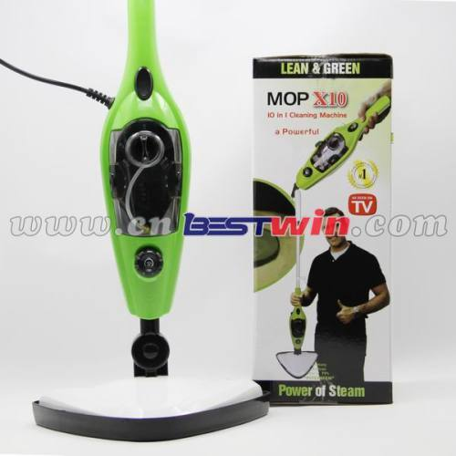 10 IN 1 STEAM MOP FACTORY/CHINA 10 IN 1 STEAM MOP/X10 MOP AS SEEN ON TV