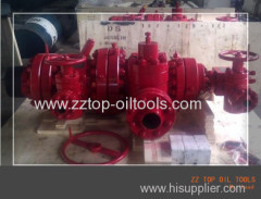 "Wellhead 9 5/8"" Casing head"