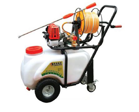 trolly sprayer cart high tree sprayer garden power sprayer Skid Mount Sprayer