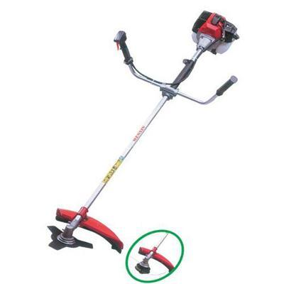 petrol brush cutter rotary backpack brush cutter brush mower