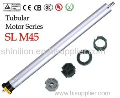 Projection screen motor, awning tubular motor