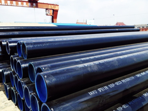 ASTM A106Gr.C carbon seamless pipe used for conveying fluid