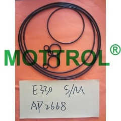 E330 SWING MOTOR SEAL KIT