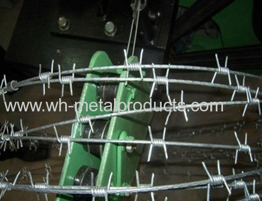 economical galvanized barbed wire