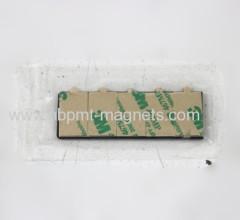 industral 3M adhesive Block Neodymium Magnet